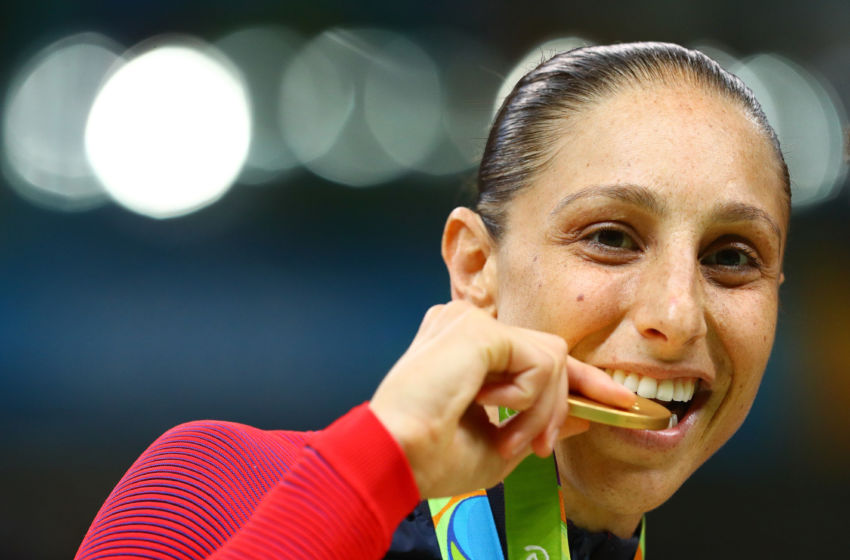 Diana Taurasi Wedding.Q A Diana Taurasi On Marriage Officiating And Being An