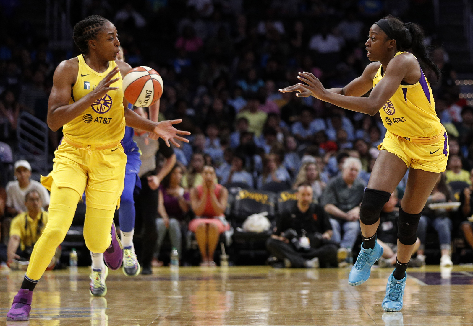 See the next Ogwumike at the 2020 Jr. NBA Global Championship