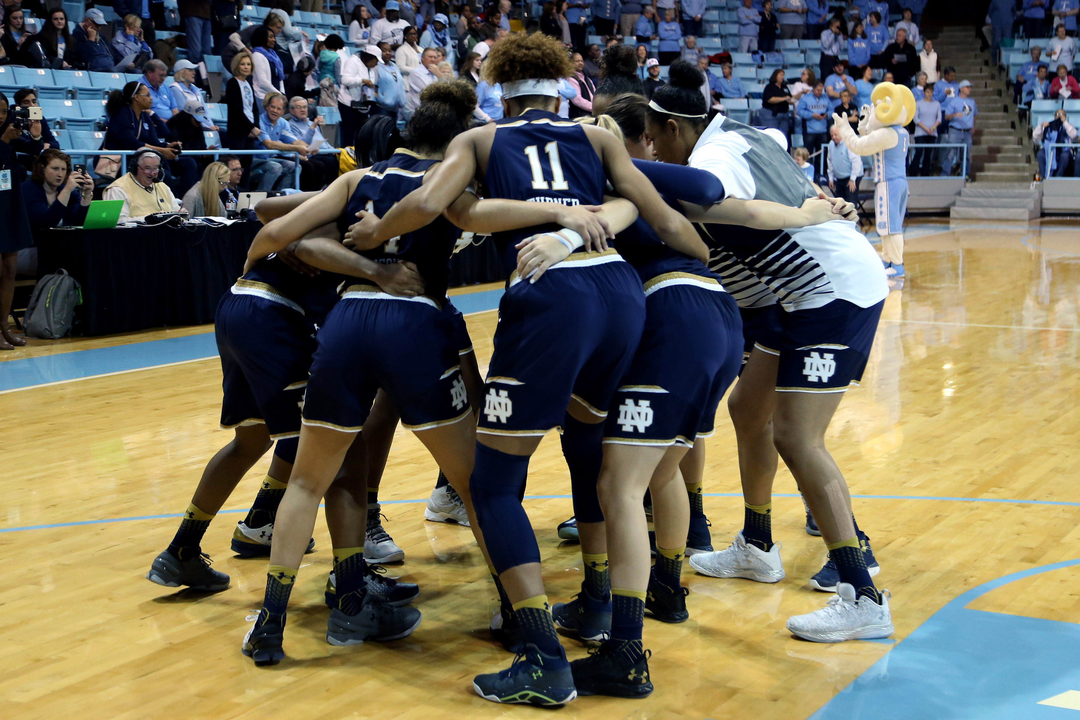 College Basketball Rankings 2017 Projected Week 11 Top 25: 2017-18 ACC Women's Basketball Preview: Analysis