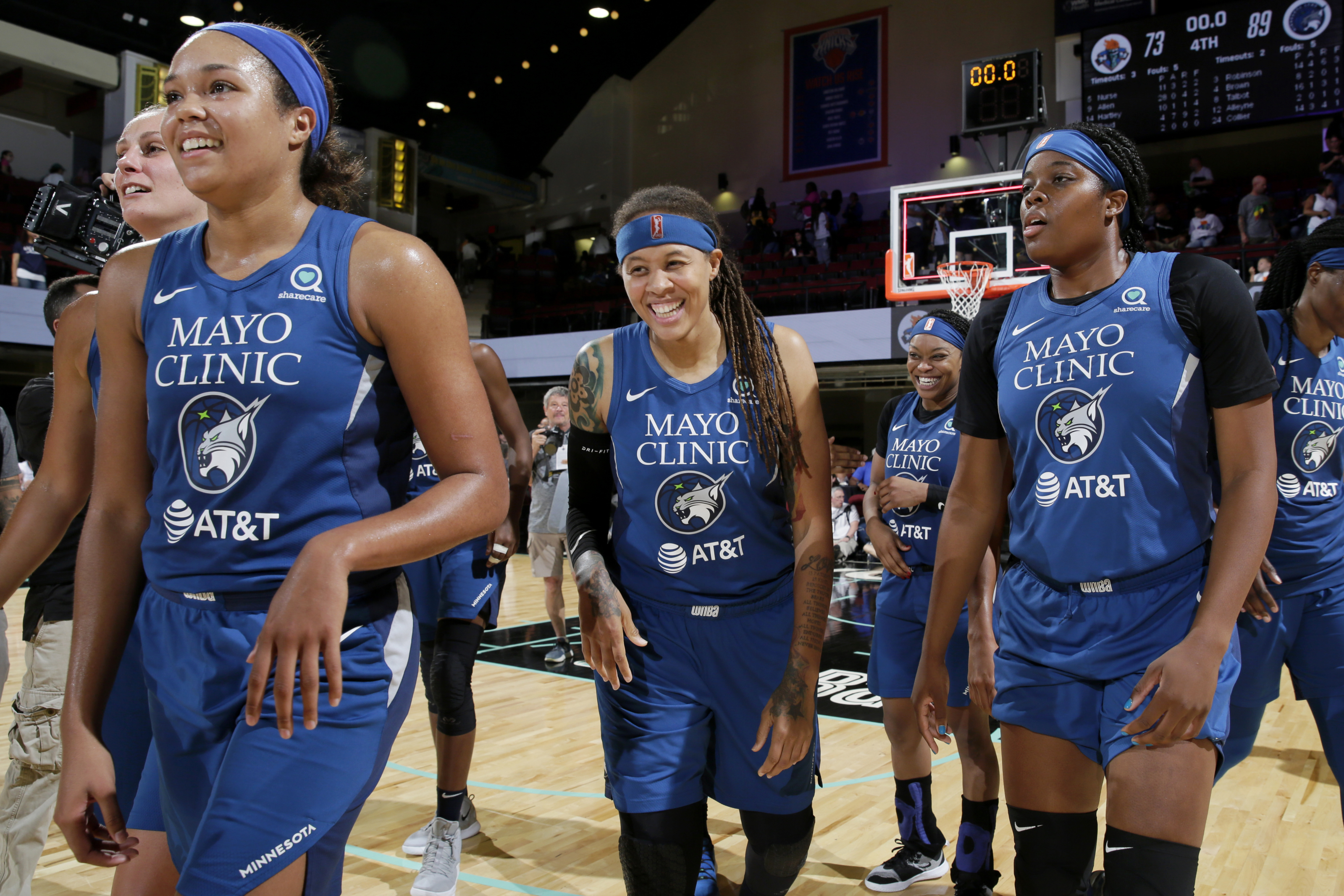 3 questions about Seimone Augustus leaving the Lynx