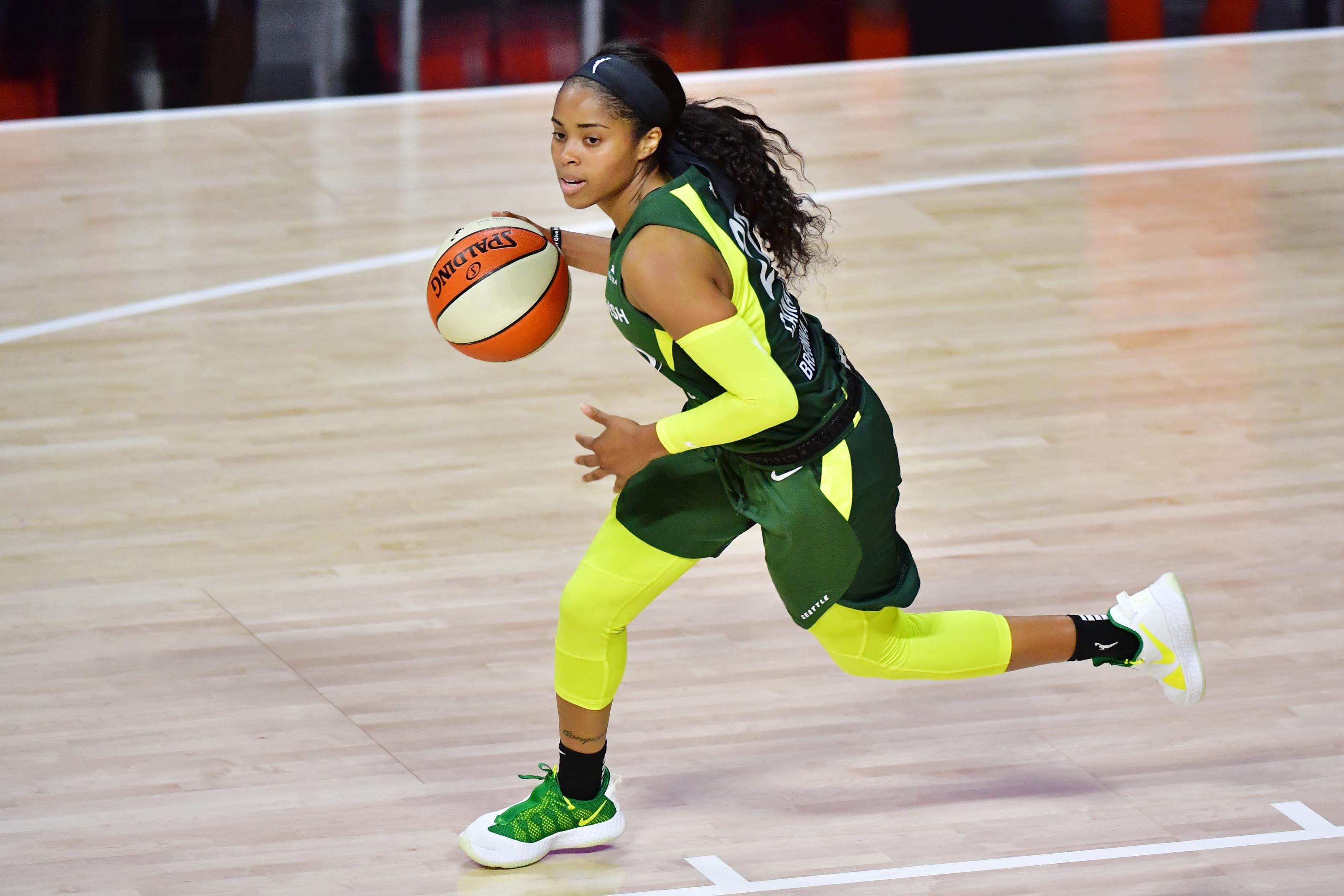 WNBA News, August 5: Jordin Canada's got next for the Storm